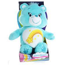Merchandising Care Bears 30Cm Plush - Wish Bear NUOVO SIGILLATO SUBITO DISPONIBILE