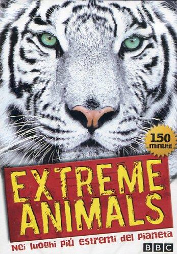 Dvd Extreme Animals NUOVO SIGILLATO, EDIZIONE DEL 01/12/2010 SUBITO DISPONIBILE