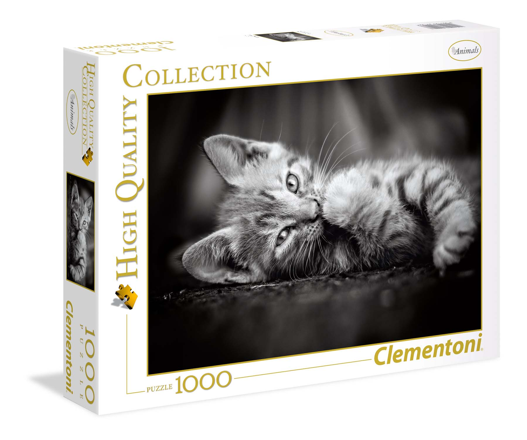 Merchandising Puzzle 1000 Pz - High Quality Collection - Kitty NUOVO SIGILLATO, EDIZIONE DEL 07/03/2018 DISPO ENTRO UN MESE, SU ORDINAZIONE