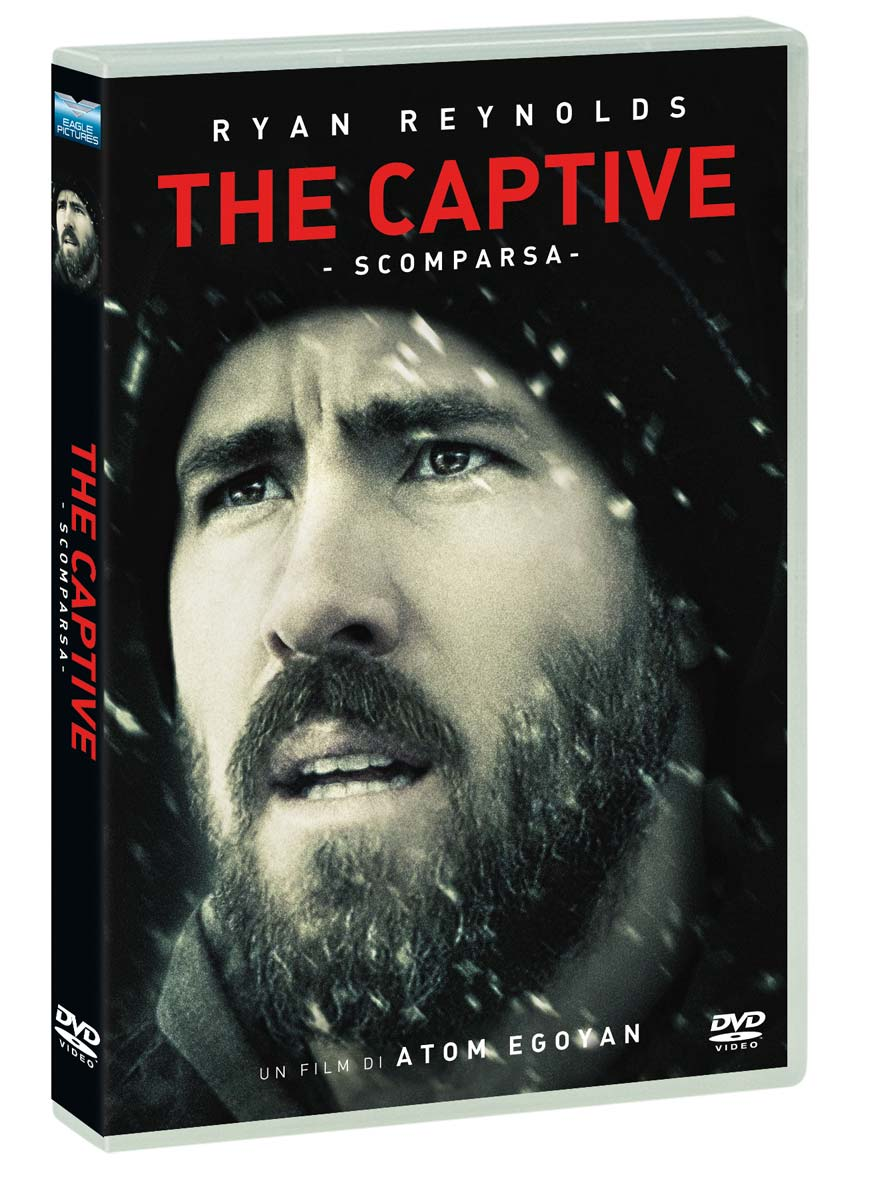 THE CAPTIVE - DISPONIBILE IN DVD E BLU-RAY